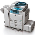 Ricoh-MPC5000 colour copier