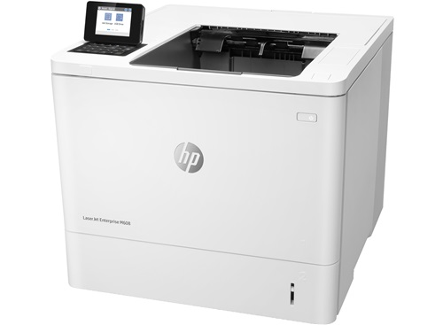 HP LJM607 black & white laser printer