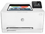 HP M252nw colour printer