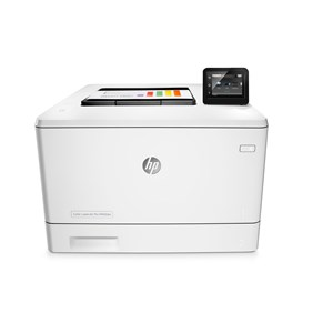 HP CM452NW colour printer