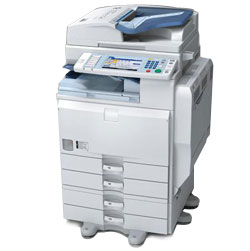 ricoh colour copiers